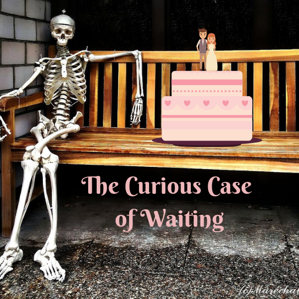 Curious Case of Waiting. Publication on ALVN