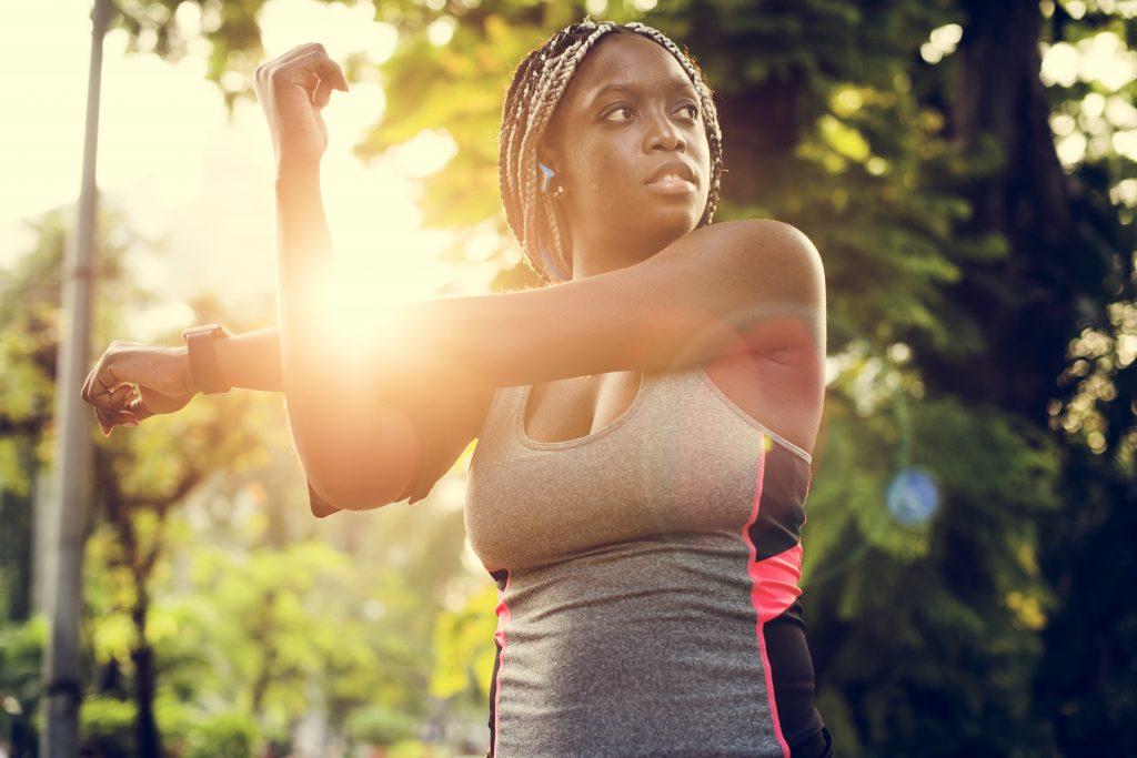 Exercising for women over 40 on ALVN