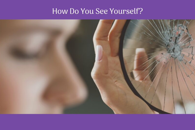 How Do You See Yourself? A blog on self perception. On ALVN.