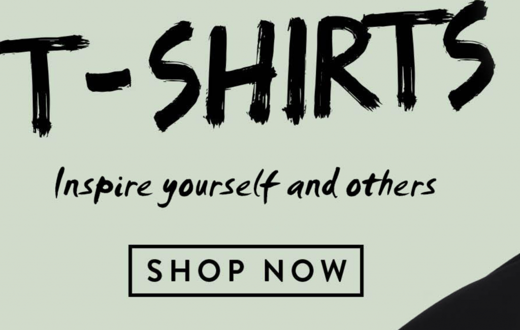 E commerce shop on A Lady's Voice Network