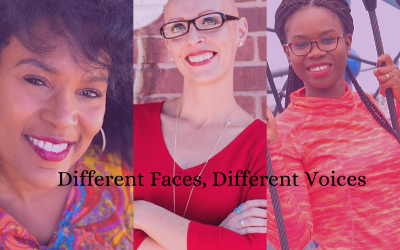 Different Faces, Different Voices